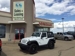 2013 Jeep Wrangler Sport Rims/Tires/Remote Start $24897