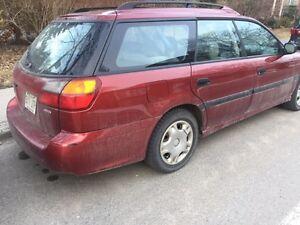 2003 Subaru Legacy Familiale