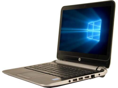 "HP 210 G1 11.6"" Laptop Intel Core i3 4th Gen 4010U (1.7 GHz) 500 GB HDD 4 GB Mem"