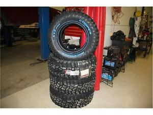 New tires at cost! Call for Quote!
