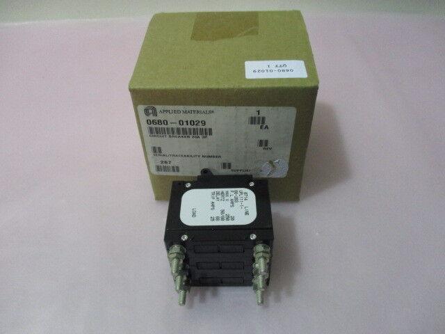 AMAT 0680-01029, Circuit Breaker 20A 3P 417168