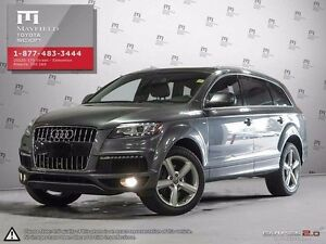 2014 Audi Q7 3.0T Technik 4dr All-wheel Drive quattro Sport Uti
