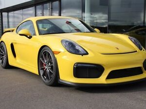 2016 Porsche Cayman GT4 - One of the Best Driving Vehicles in th