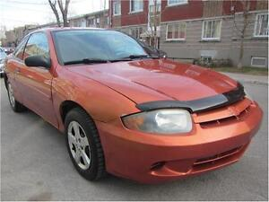 2005 CHEVROLET CAVALIER VL/ ONLY FOR $999 AT 514-484-8181