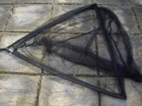 NEW 42ins LANDING NET AND CARBON HANDLE