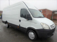 * No VAT * Iveco Daily 35S12 lwb 2.3hpt Extra High Roof in White
