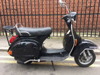 VESPA PX 125 SCOOTER SPARES OR REPAIRS NON RUNNER
