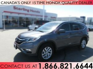 2015 Honda CR-V EX-L | AWD | HONDA PLUS WARRANTY