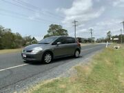 2007 Nissan Tiida C11 MY07 ST Grey 6 Speed Manual Hatchback Clontarf Redcliffe Area Preview
