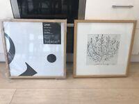 HABITAT Leven Oak Wall Frame 50 x 50 cm (2 available)