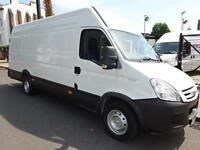 IVECO DAILY 35C12 Extra Long Wheel Base High Roof Strong Diesel Van North London