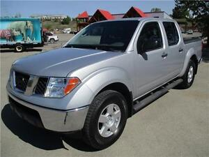 2006 Nissan Frontier Crew Cab LE V6 4WD Very Clean! Great Value!