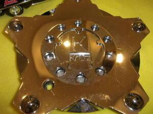 KRUZ Wheels Chrome Center Cap # 567-CAP