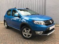 Dacia Sandero 1.5 Stepway Ambiance DCI, Diesel, Only £20 Road Tax, Fabulous Value with Super MPG
