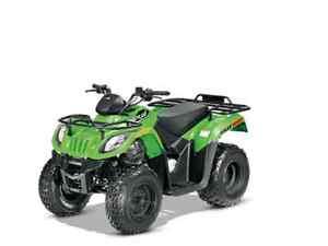 2016 150 ATV.