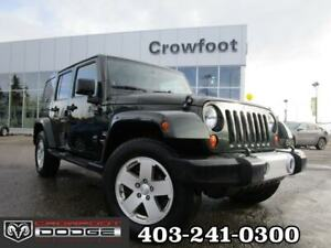 2011 Jeep Wrangler Unlimited SAHARA AUTOMATIC UNLIMITED 4X4