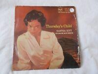 Vinyl LP Thursday's Child – Eartha Kitt RCA Rd 27099