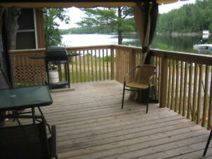 JULY 3-13 SPECIAL!!!! 2 Bedroom Waterfront Cottage