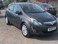 VAUXHALL CORSA 1.4 SE 5 DR GREY,FSH,1 YEARS MOT,CLICK ON VIDEO LINK TO SEE AND HEAR MORE ABOUT CAR