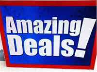 TAKE ADVANTAGE OF AMAZZING DEALS ON ALL 2014 MODELS