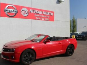 2011 Chevrolet Camaro 2SS/CONVERTIBLE/LEATHER