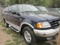 JUST IN 2003 F150 4X4 EXT CAB 230KMS $4295 OBO