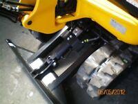Anti Theft Excavator Deterrent Bobcat, Caterpillar, Hitachi and Volvo