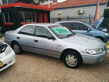 1998 Toyota Camry SXV20R CSi Silver 4 Speed Automatic Sedan Cardiff Lake Macquarie Area Preview