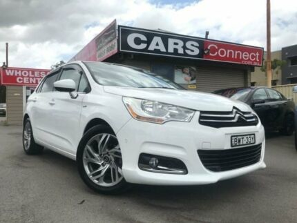 2011 Citroen C4 B7 Exclusive E-HDI White 6 Speed Automatic Hatchback Edgeworth Lake Macquarie Area Preview