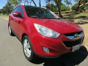 2012 Hyundai ix35 LM MY12 Highlander AWD Red 6 Speed Sports Automatic Wagon Old Reynella Morphett Vale Area Preview