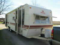 1987 Prowler travel trailer