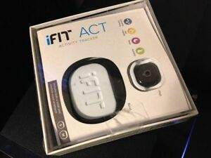 NEW iFit Activity Tracker