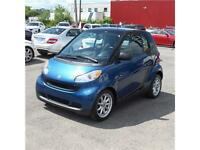 SMART FORTWO  PASSION  2010 AUTOMATIC 65557 KM TOIT PANORAMIC