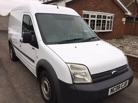 Ford Connect LWB High Roof 2008 94000mls FSH New MOT
