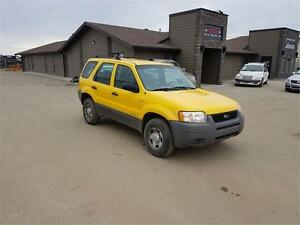 Ford Escape XLS *CHEAP SUV, DRIVES GOOD, LOW KM, REMOTE START*