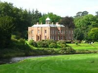 B&B Manager - Grade II Listed Country House situated on the A69 just two miles from the M6 Carlisle