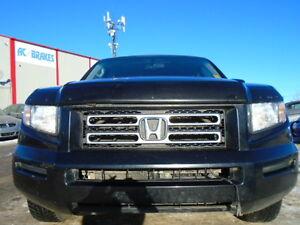 2007 Honda Ridgeline EX-L SPORT-4WD-LEATHER-SUNROOF-NAVI-AMAZING