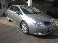 2010 Toyota Avensis 2.0D-4D TR DIESEL...!!! FULL COLOUR SAT NAV!!!