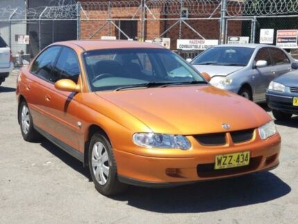 2000 Holden Commodore VX Acclaim 13/dec/2018 Rego !!! 4 Speed Automatic Sedan