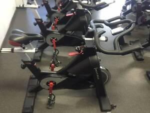 Matrix IC3 Spin Bikes
