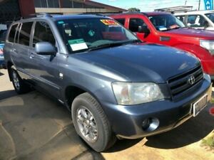 2005 Toyota Kluger MCU28R CV (4x4) 5 Speed Automatic Wagon St James Victoria Park Area Preview