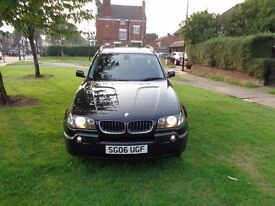 2006 BMW X3 2.0 d SE 5dr [LADY OWNER+SIDE STEPS+PARK AID+FSH]