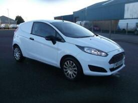 Ford Fiesta 1.5 TDCI VAN. AIR CON DIESEL MANUAL WHITE (2013)