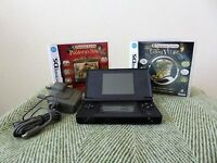 Nintendo DS Lite in Black