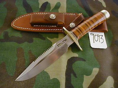 "RANDALL KNIFE KNIVES #1-6"",SS,ST,BDH,BL.-B.S,LEATHER,BBR #9093"