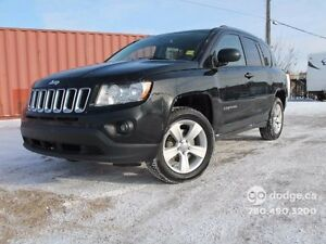 2013 Jeep Compass NORTH/4X4/ AUTOMATIC/SIRIUS SATELLITE RADIO/ P