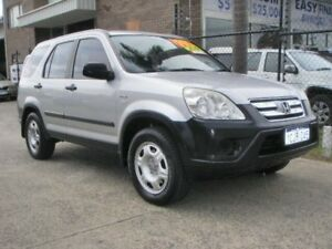2006 Honda CR-V 2005 Upgrade (4x4) Silver 5 Speed Automatic Wagon Wangara Wanneroo Area Preview