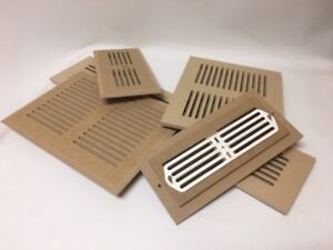 MDF Wall/Ceilling/Floor Vents - AY SIZE