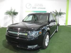2014 FORD FLEX SEL 4X4 7 PASSAGERS A SEULEMENT $91/SEMAINE