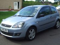 Ford Fiesta 1.25i Zetec 16v , 2006 06 , ----- Full Service History ----- , Immaculate Condition